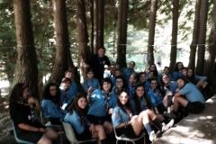 Di fronte Casa del bosco